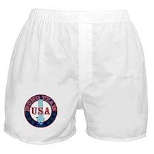 USA Bong Team Boxer Shorts