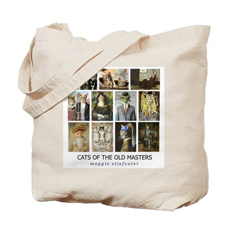 Cats of the Old Masters Tote Bag