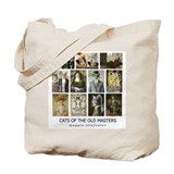 Cats of the masters Regular Canvas Tote Bag