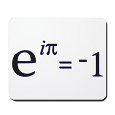 Euler's Formula Mousepad