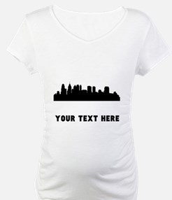 Philadelphia Cityscape Skyline (Custom) Shirt