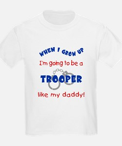 Trooper Like Daddy T-Shirt