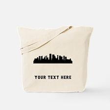 New Orleans Cityscape Skyline (Custom) Tote Bag