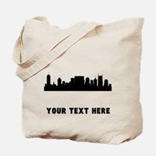 Nashville Cityscape Skyline (Custom) Tote Bag