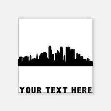 Minneapolis Cityscape Skyline (Custom) Sticker