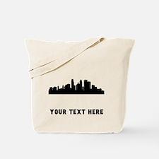 Minneapolis Cityscape Skyline (Custom) Tote Bag