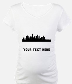 Los Angeles Cityscape Skyline (Custom) Shirt