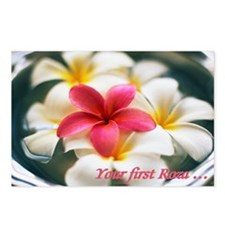 Your First Roza Postcards (Package of 8)