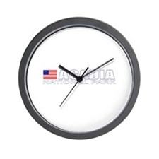 Acadia National Park Wall Clock