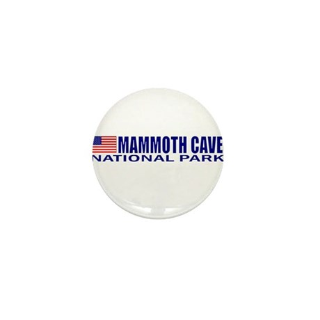 Mammoth Cave National Park Mini Button (100 pack)