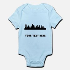 Houston Cityscape Skyline (Custom) Body Suit