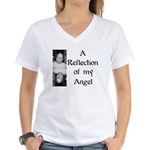 Kallie Women's V-Neck T-Shirt