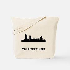 Grand Rapids Cityscape Skyline (Custom) Tote Bag