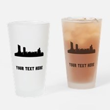 Grand Rapids Cityscape Skyline (Custom) Drinking G