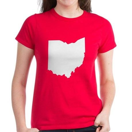 Ohio Women's Dark T-Shirt