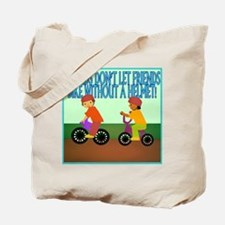 Bicycle Safety Tote Bag