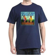 Bicycle Safety T-Shirt