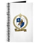 BRIARD Family Crest Journal