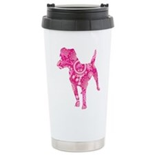 Cute Breed art Travel Mug