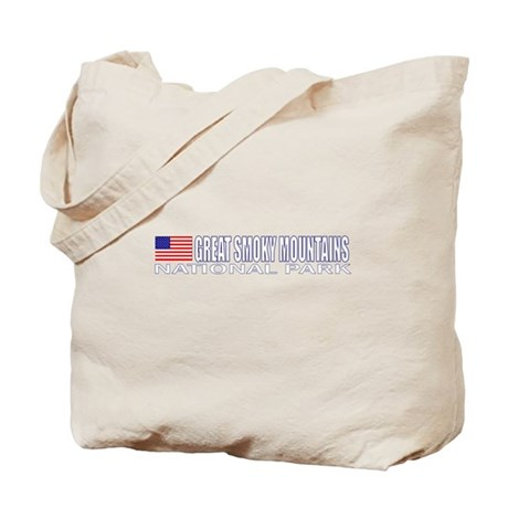 Great Smoky Mountains Nationa Tote Bag