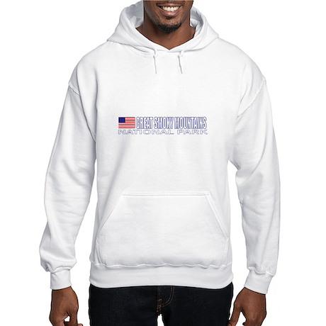 Great Smoky Mountains Nationa Hooded Sweatshirt