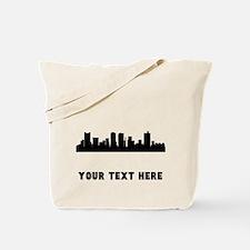 Fort Worth Cityscape Skyline (Custom) Tote Bag