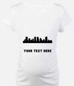 Fort Worth Cityscape Skyline (Custom) Shirt