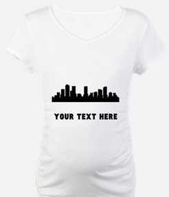 Denver Cityscape Skyline (Custom) Shirt