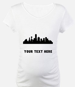 Dallas Cityscape Skyline (Custom) Shirt