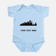 Corpus Christi Cityscape Skyline (Custom) Body Sui