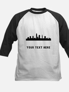 Cleveland Cityscape Skyline (Custom) Baseball Jers