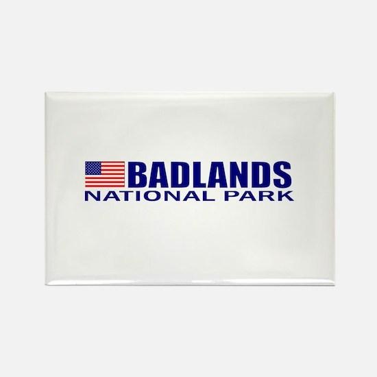 Badlands National Park Rectangle Magnet
