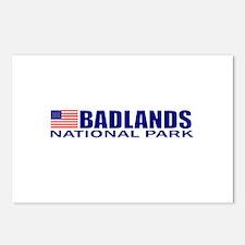 Badlands National Park Postcards (Package of 8)