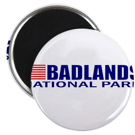 Badlands National Park Magnet