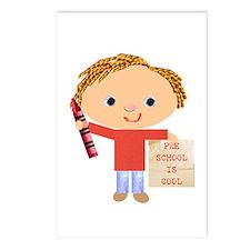 Preschool Postcards (Package of 8)