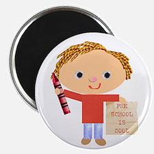 """Preschool 2.25"""" Magnet (10 pack)"""