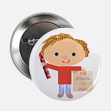 """Preschool 2.25"""" Button (10 pack)"""