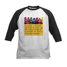 Peaceful Crayons Tee
