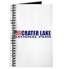 Crater Lake National Park Journal