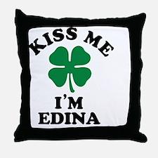 Cool Edina Throw Pillow