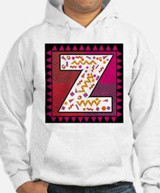 The Letter Z Hoodie