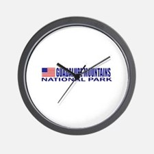 Guadalupe Mountains National Wall Clock