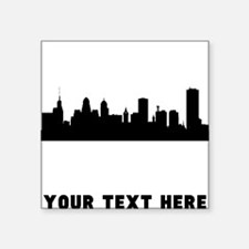 Buffalo Cityscape Skyline (Custom) Sticker