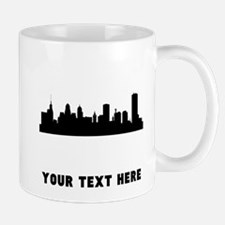 Buffalo Cityscape Skyline (Custom) Mugs