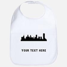 Buffalo Cityscape Skyline (Custom) Bib