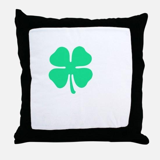 Unique Boba Throw Pillow