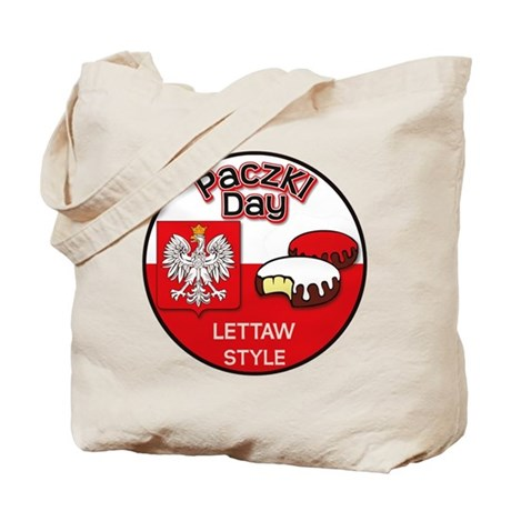 Lettaw Tote Bag