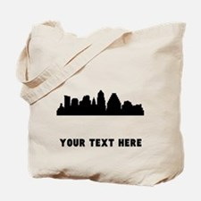 Austin Cityscape Skyline (Custom) Tote Bag