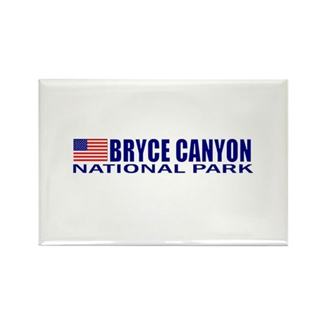Bryce Canyon National Park Rectangle Magnet (100 p