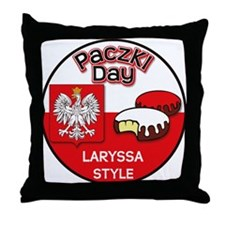 Laryssa Throw Pillow